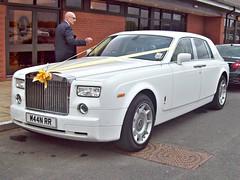 208 Rolls Royce Phantom (2004) (robertknight16) Tags: rollsroyce british phantom motorcyclemuseum limousine 2000s m44nrr