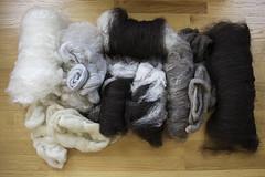 First Pass (chavala) Tags: knitting spinning batts batts2016