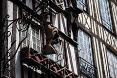 """Faade """"tte"""" - Rouen (Pierre Fauquemberg) Tags: rouen histoire normandie maison mur faade patrimoine historique colombages vieilleville mdival hautenormandie pierrefauquemberg"""