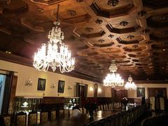 "Quito: el Palacio del Gobierno et sa salle à manger <a style=""margin-left:10px; font-size:0.8em;"" href=""http://www.flickr.com/photos/127723101@N04/27408429356/"" target=""_blank"">@flickr</a>"