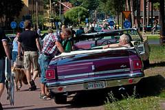 Classic Car Week (Burminordlicht) Tags: sweden schweden cruising oldtimer sverige dalarna classiccars veteranbil rttvik uscars amischlitten veteranbilar veteranfordon