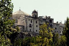 Cuenca, de espaldas (melibeo) Tags: city espaa spain europa europe sony ciudad ravine cuenca barranco lamancha sonyalpha