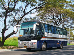 Genesis  ZK6107H (markstopover_004) Tags: china travel bus tourism buses lines coach tour philippines transport traveller transportation shuttle manila airconditioned service express trans ac genesis tours aircon luxury pinoy liner yutong gtsi yuchai zk6107h zk6107ha zk6107