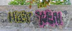 hider41 & yuens (dug_da_bug) Tags: madrid graffiti spain hortaleza yuens hider41