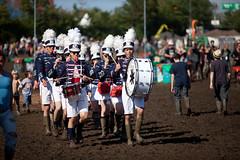Marching Band (MrGiles) Tags: festival mud performingarts glastonbury eos5dii glastonburyfestival2011
