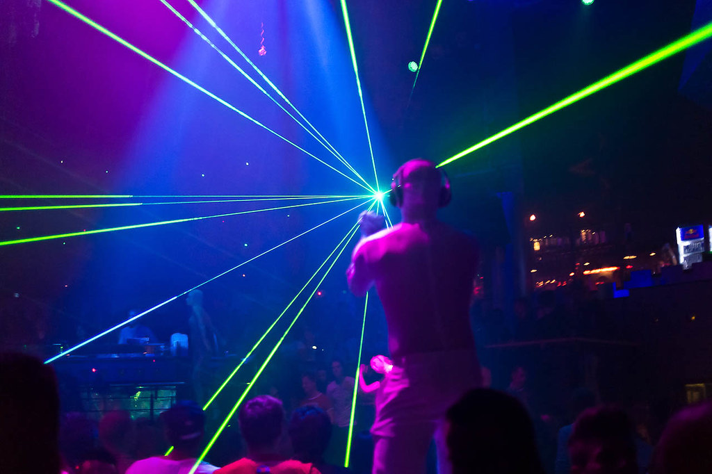 The World's Best Photos of hannover and lasershow - Flickr