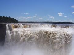Garganta del Diablo (Gaby Fil Φ) Tags: argentina brasil puerto waterfall do falls cataratas parana iguazu foz iguacu misiones iguazú patrimoniodelahumanidad ph039 maravilladelmundo litoralargentino