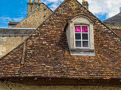 French sketches (mirsavio) Tags: windows france loirevalley azaylerideau canong12