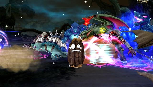 Dragonica - Le Donjon des Gardiens