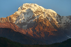 Annapurna South (torchmeister) Tags: nepal mountains trek abc pokhara annapurna himalayas annapurnabasecamp flickrtravelaward