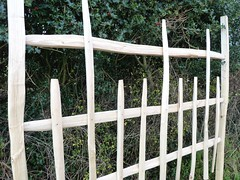 """Rustic Chestnut fence panel • <a style=""""font-size:0.8em;"""" href=""""http://www.flickr.com/photos/61957374@N08/6510449531/"""" target=""""_blank"""">View on Flickr</a>"""