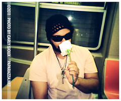Kool Thing, Danny on Subway (carly_sioux) Tags: film brooklyn photography nightlife pointshoot picturesofyou paparazza apolloheights wildbore theveldt dannychavis carlysioux