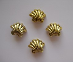 Golden Buttons (ONE by one) Tags: golden buttons material supplies goldenbuttons