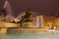 The Fountain of the Naiads & Piazza Della Repubbli, Rome, Italy - shinytreats