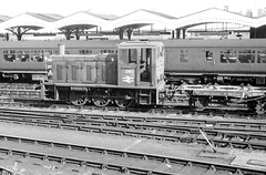 2160. (curly42) Tags: locomotive railways britishrail gardner ipswich 2160 060 shunter class03 03160 stabled easternregion