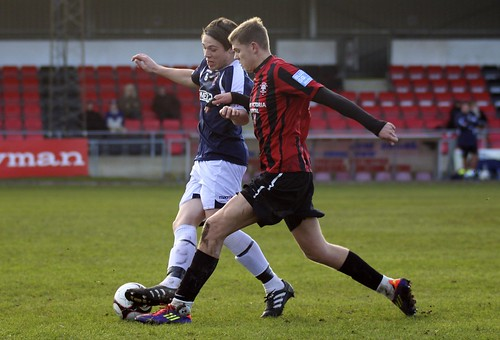 Lewes v Burgess Hill County Cup 18 Dec 2011
