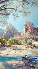 [Explored] My Happy Place (MakeLifeMemorable) Tags: road park trip las vegas summer mountains beauty america river utah photo natural sony pebbles example national zion alpha canyons kolob a55