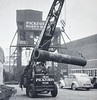 Pickford's Memories (colinfpickett) Tags: old yard docks 1930s airport waiting jetty memories streetscene warehouse nostalgia nostalgic british 1960s coaches airliner loading delivering unloading