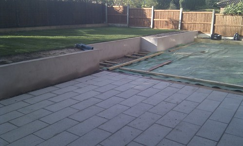 Macclesfield Landscaping. Tytherington.  Image 13