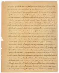 Message of President Thomas Jefferson concerning the success of the expedition of Lewis and Clark, 02/19/1806 (page 1 of 4) (The U.S. National Archives) Tags: president lewis clark jefferson 1806 usnationalarchives centerforlegislativearchives nara:arcid=306470
