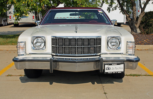1974 Ford Gran Torino Elite Coupe (1 of 5) - a photo on