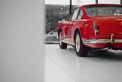 Ferrari 250 GTE (Raoul Automotive Photography) Tags: red 2 italy horse 3 holland netherlands star 22 italian dof power sale sony tripod wide band nederland ferrari filter f editing gto mm 1855 gt alpha f18 dslr 18 50 hilversum hama dt circular 250 edit litre dealer 61 v12 pl 3l 55200 gte kenko a230 polarisation 3litre kroymans gt22 photoscape a230l