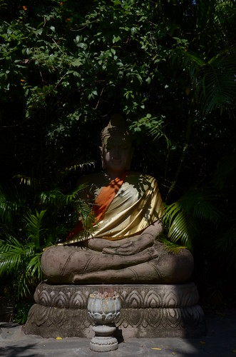 Budha in the shadows ©  Still ePsiLoN