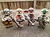 Delta Squad (Grant Me Your Bacon!) Tags: boss starwars republic lego delta sev custom commando scorch fixer deltasquad