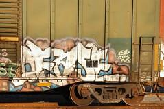 DFASE (Rob Swatski) Tags: street railroad streetart art car bench graffiti nikon paint grafitti pennsylvania tag graf rail trains pa railcar spraypaint boxcar graff railways pbj railfan freight ese freighttrain freights rollingstock fr8 d40 benching iok dfase nikond40 freighttraingraffiti swatski