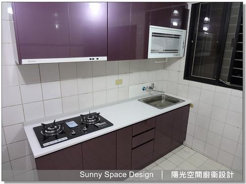 松仁路魏先生廚具-陽光空間廚衛設計10