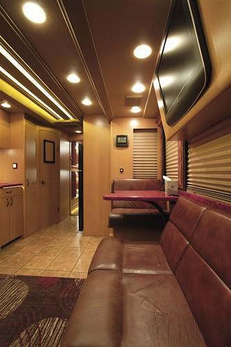 Chippewa - Front Lounge - facing rear