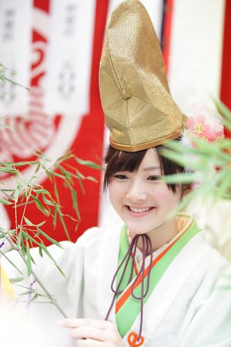 今宮 えべっさん 福娘 2012 20