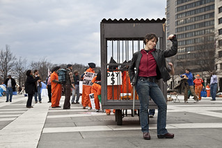 Witness Against Torture: Ananda Strazzini
