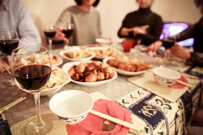 Chen Jie home dinner 019