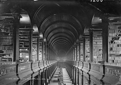 The Long Room (National Library of Ireland on The Commons) Tags: ireland dublin library trinitycollege books scholars trinitycollegedublin busts volumes 1880s leinster longroom robertfrench williamlawrence nationallibraryofireland thelongroom lawrencecollection