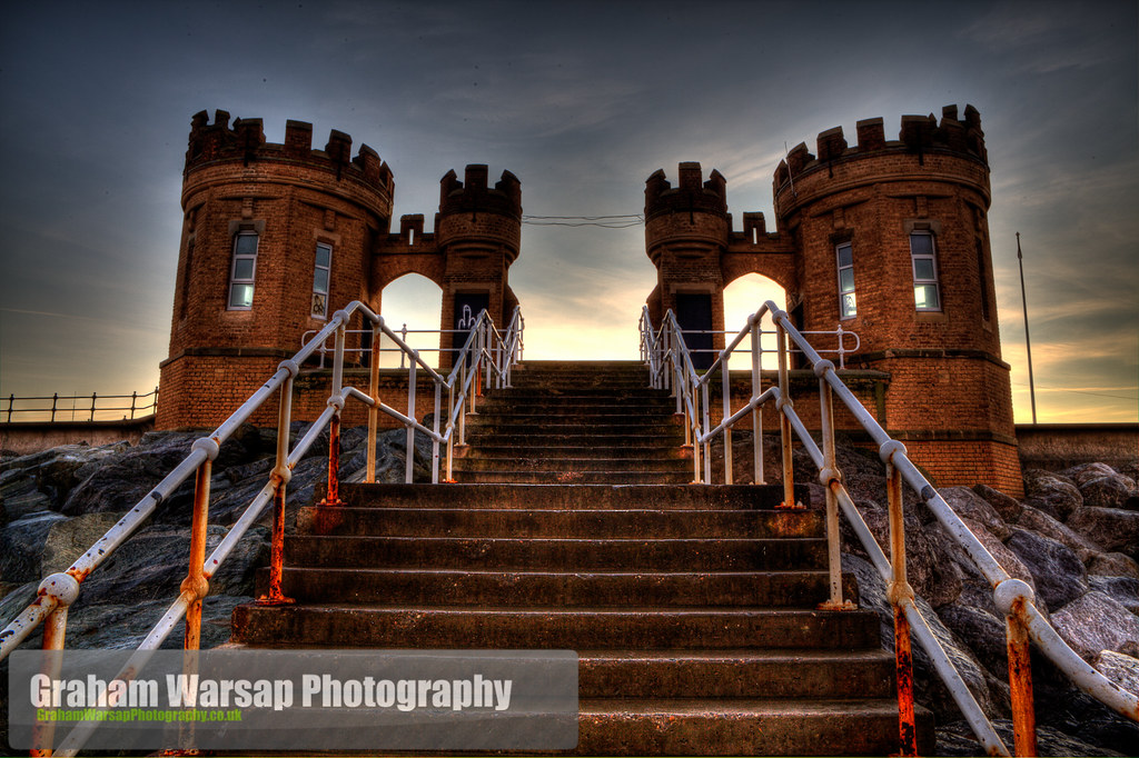 Withernsea Winter HDR-1