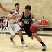 Boys Varsity Basketball vs Cheshire 1-4-12