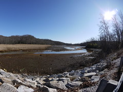 Low Tide (Sun Dogs & Daylilies) Tags: wideangle lowtide chesapeakebay headwaters cwd southriver cwd2571 cwd257