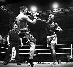 Muay Tha Direct (germainphotos) Tags: face violence punch pieds vannes direct boxe poings thalandaise muaytha