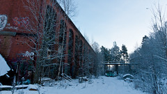 Abandoned matchstick factory (Juho Holmi) Tags: abandoned suomi finland rust finnland factory availablelight decay sony machinery af finnish alpha za tampere ruined finlandia a700 pirkanmaa variosonnar16803545za variosonnartdt35451680