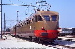 FS ALe 790 (kitchener.lord) Tags: italy electric rail streamline rivista dieselpunk