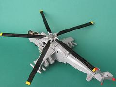 MI-24 2 (mrutek) Tags: lego helicopter hind mi24