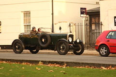 Sunbeam 3-litre (1927) (Clanger's England) Tags: england car classiccar gloucestershire sunbeam cheltenham 1927 2011