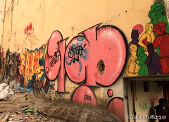 Graffiti  at Hauz Khas _06 (Zabeeh_India) Tags: road street new urban india streetart art mill graffiti mural village delhi murals ring photoblog illegal stencilart y2k roadart 156 modi ringroad khas hauz daku ansalplaza defencecolony yantr hauzkhasvillage roadsidegraffiti zabeehafaque graffitidelhi streetartdelhi modimill daku156 graffitinewdelhi hauzkhasgraffiti graffitiartindia graffitiartistindelhi graffitiinhauzkhasvillage