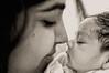 The Women in my Life (CuriousBystander) Tags: santa girls baby love d50 nikon women affection monica newborn motherhood anoushka curiousbystander