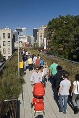 High Line Trail, New York City (dkjphoto) Tags: city nyc newyorkcity travel usa newyork tourism america train tour unitedstates walk manhattan tracks hike trail northamerica leisure recreation highline