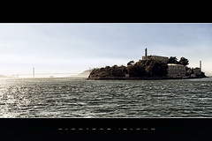 Alcatraz Island (SergeK ) Tags: sanfrancisco california november usa lighthouse 1969 public island bay san francisco unitedstates bureau offshore military indian small group nation wave landmark historic prison national american area alcatraz indians sanfranciscobay recreation therock 1970s activism fortification 1986 1972 protests developed federal prisons 1963 facilities sergek