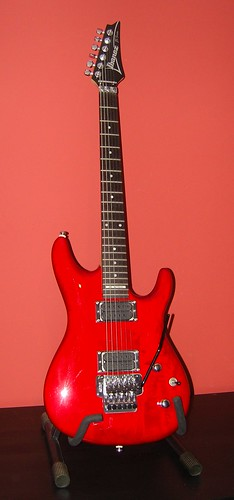 Ibanez Joe Satriani Series Guitar