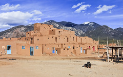 Taos Pueblo (Sarmu) Tags: wallpaper usa newmexico heritage architecture america us highresolution unitedstates widescreen culture unesco worldheritagesite 1600 highdefinition resolution northamerica 1200 hd taos wallpapers nm cultural 1920 taospueblo ws 1080 2014 1050 720p 1080p 1680 720 2560 sarmu