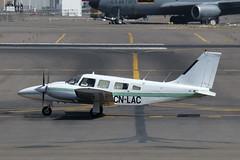 CN-LAC Piper PA-34 Seneca (pslg05896) Tags: morocco marrakech piper rak seneca menara pa34 gmmx cnlac